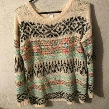 Sweater talla L
