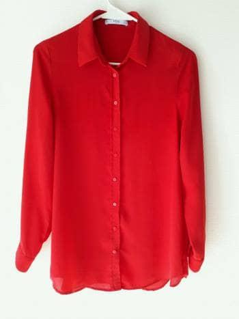 Pack Camisa mango y blusa zara