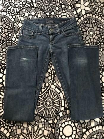 012d0b5c3bc60 Jeans guess corte bota - GoTrendier - 359430