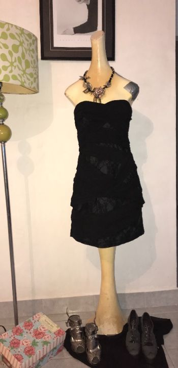 Vestido Express negro