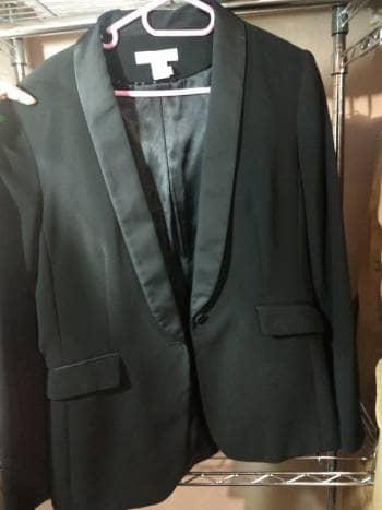 Blazer Negro elegante