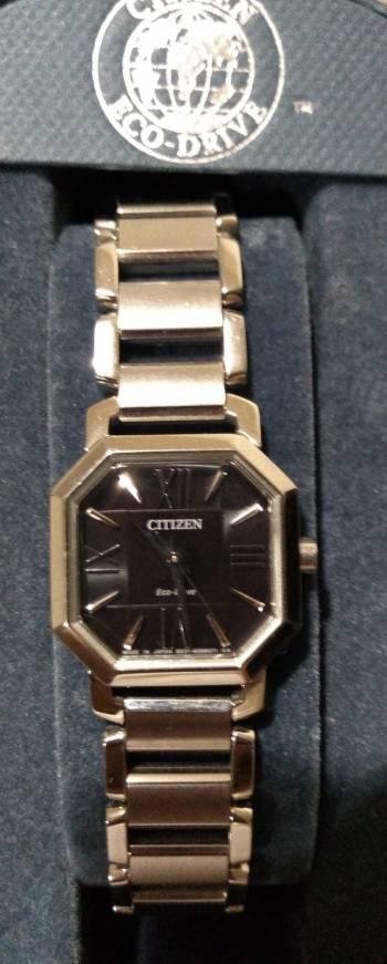 Hermoso Nuevo Reloj Citizen Eco Drive Oferta