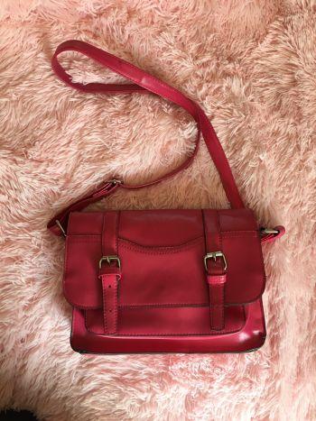 Crossbody Pink Bag