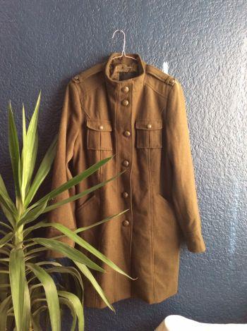 Abrigo militar Verde