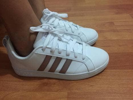 2ccb50d33a3 Tenis Adidas Rose gold - GoTrendier - 640890