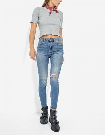 Jeans strech zara