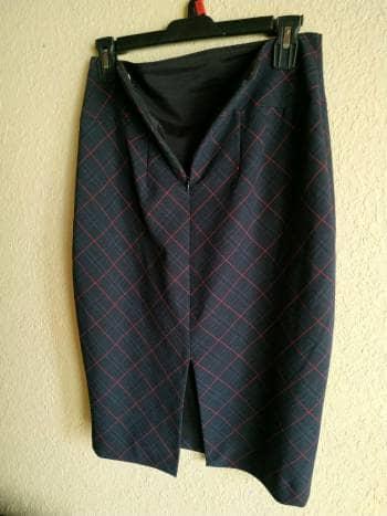 Falda larga original nueva