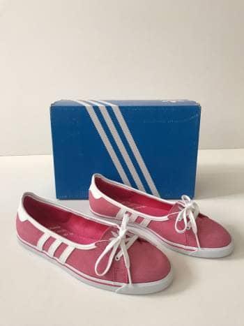 Flats rosas Adidas
