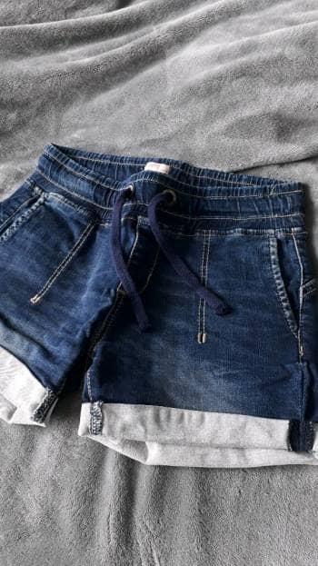 ❕2x1 Shorts oscuros con cinta