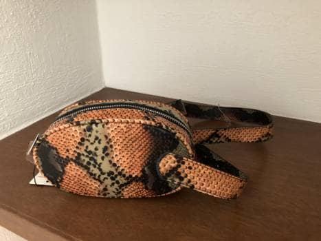 ⭐️riñonera efecto serpiente ⭐️