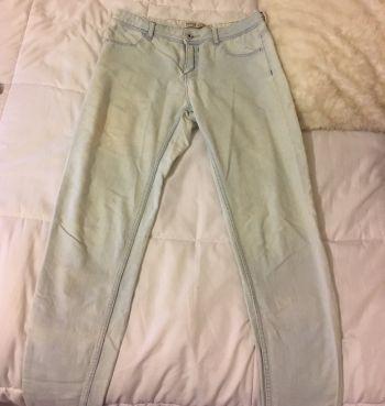 Jeans azul clarito