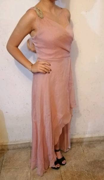 Vestido largo Liz Minelli