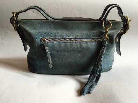 Bolsa Soho Coach azul