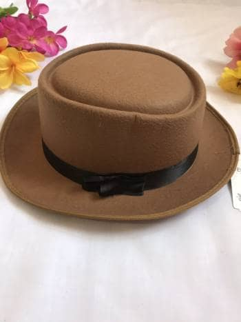 Sombrero color camel