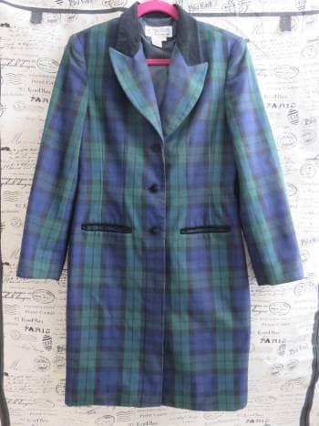Para alesssa03- Abrigo largo vintage