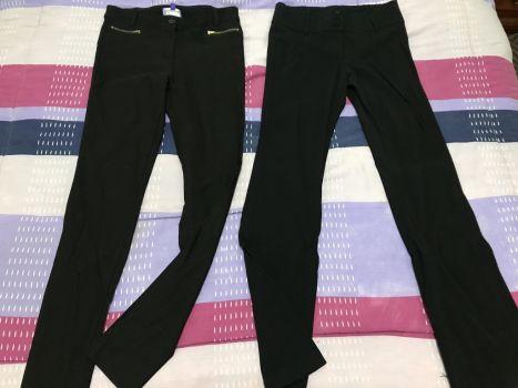 2 Pack Pantalones de Vestir