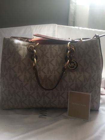 Monogram michael kors