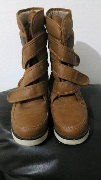 Botas de piso