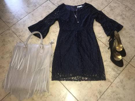 Vestido + REGALO (cualquier prenda de $200)