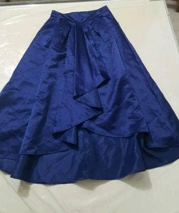 310e43259 Falda de fiesta cola de pato - GoTrendier - 1425683