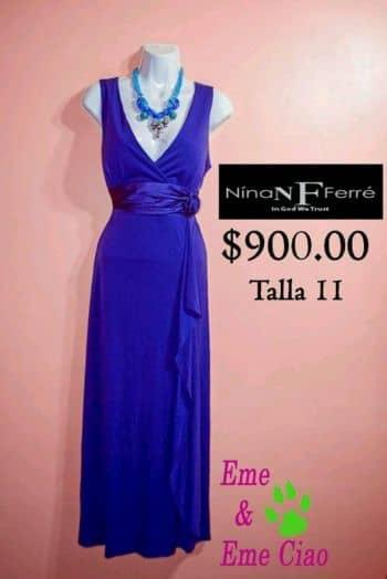 Vestido Nina Ferre