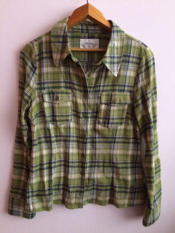 Camisa de algodon Mossimo