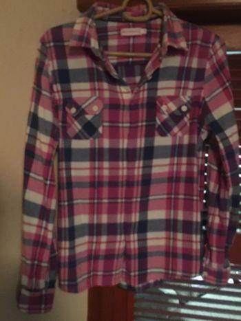 Camisa cuadrada