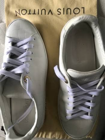 Tenis louis vuitton blancos - GoTrendier - 793824 e315965f20d