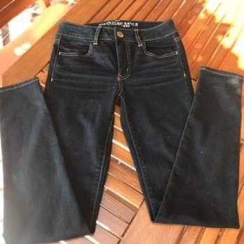 Jeans American Eagle talla 0