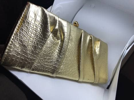 Clutch Dorado Solei