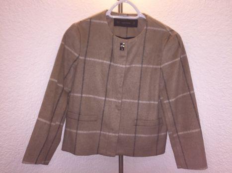 Abrigo corto Zara