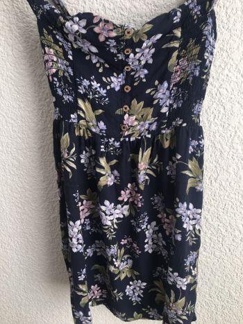 Vestido floral casual