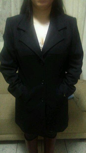 Abrigo nuevo sin etiqueta