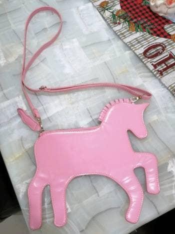 Bolsa de unicornio ?