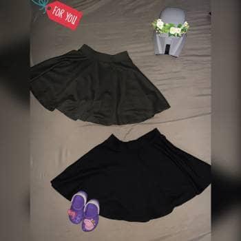 DUO de faldas ciulares   1 Nueva*
