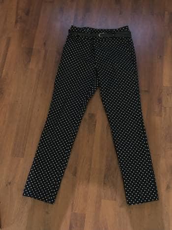 Apartado pantalón formal dots
