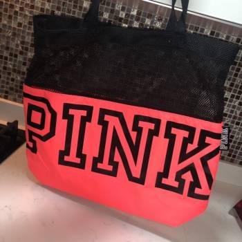 Bolsa de tela PINK