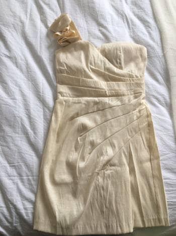 Vestido IXIA Blanco