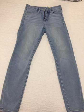Jeans American Eagle Azul claro