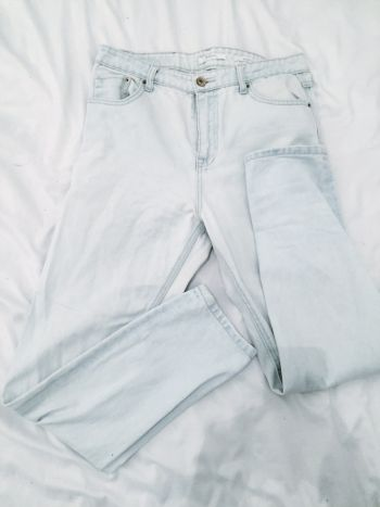 Jeans mom stradivarius