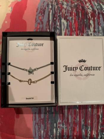 Pulseras juicy couture