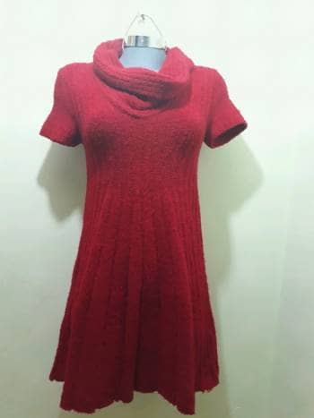 Vestido tejido OFERTA 2X1