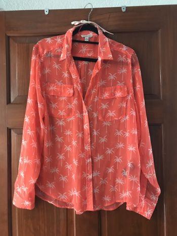 Camisa coral