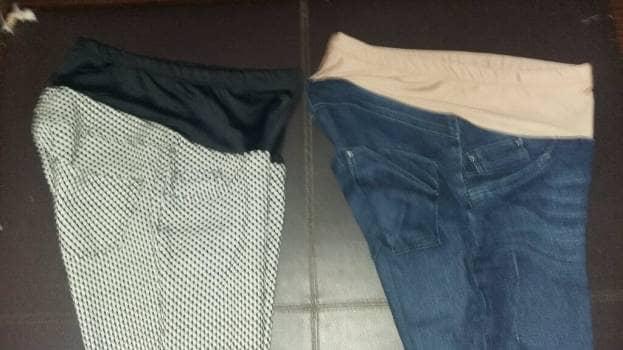 db2f2b767 Pack 2 pantalones de maternidad. - GoTrendier - 1340776