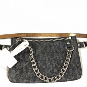 Fanny pocket belt Michael kors