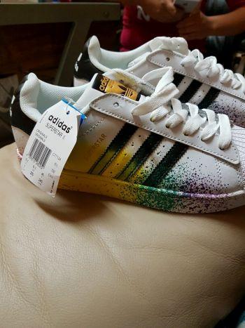 Adidas superstar NUEVOS