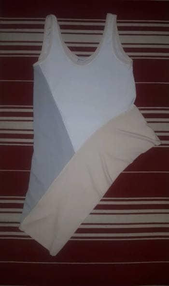 Blusa asimétrica Zara