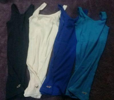 4 lindas blusas
