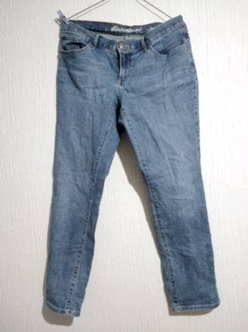 Pantalón de mezclilla