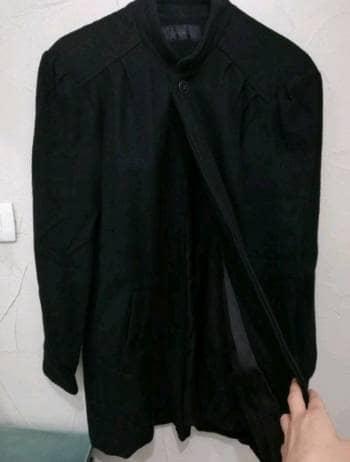 Abrigo negro ⭐blusa GRATIS⭐